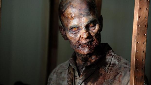 A scene from AMC's 'The Walking Dead'