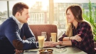 A marriage can endure almost all odds if gratitude is expressed between both partners according to the study. (sjale/Shutterstock)