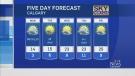 CTV Calgary: Forecast: A windy Monday