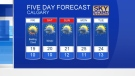 Calgary Sky Watch Weather for June 24, 2016
