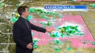 CTV Calgary: Thunderstorms could roll in