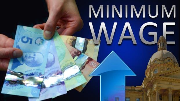 Alberta minimum wage - generic