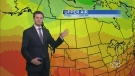 CTV Calgary: Rain could sneak in this evening