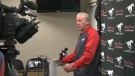 Hufnagel speaks on Hicks shooting