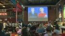 Presidential debate viewing - Calgary