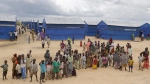 Bakassi camp in Maiduguri, Nigeria, on Aug. 27, 2016. (Sunday Alamba / AP)