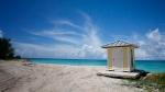A beach in Bimini, Bahamas, on Sept. 11, 2013. (J Pat Carter / AP)