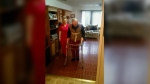 Anicea Gunlock's video of a Parkinson's disease patient's response to music therapy has gone viral. (Facebook/Anicea Gunlock)